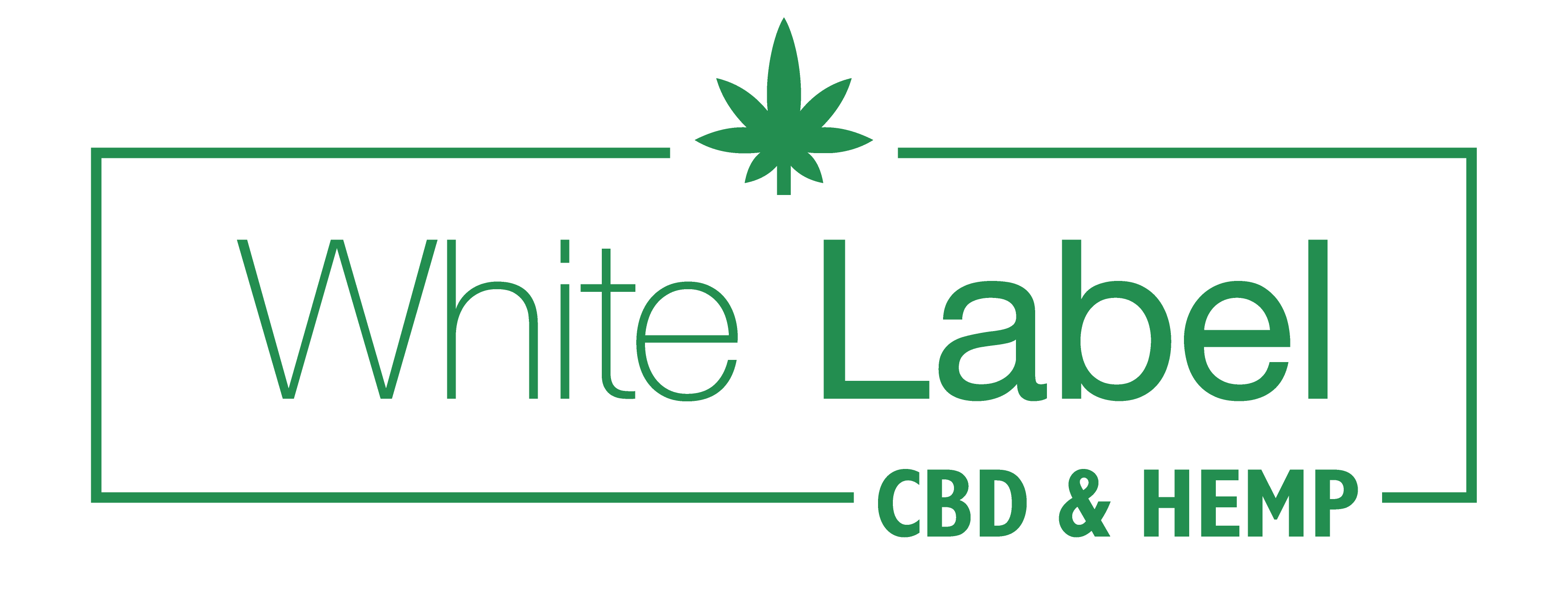 White Label CBD & Hemp
