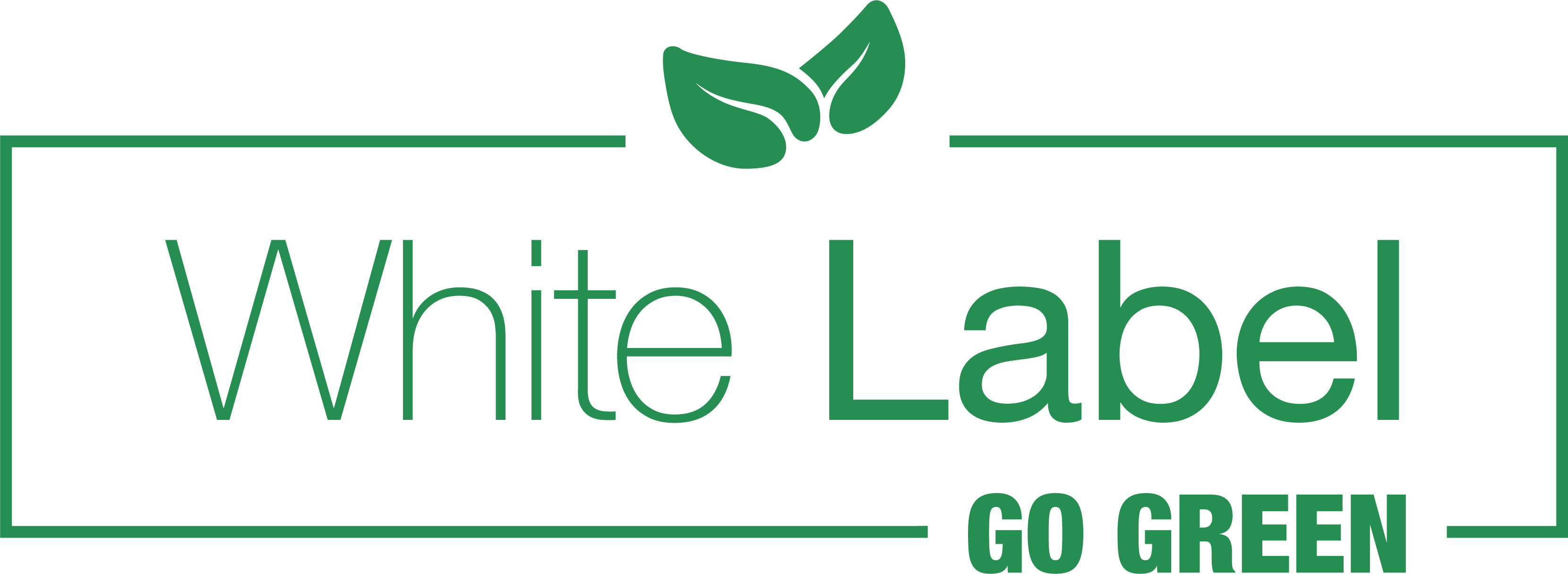 White Label Go Green
